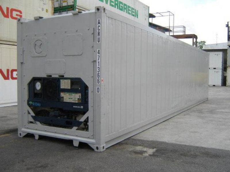 Container 20ft lạnh