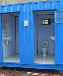 Container toilet 10 feet 3